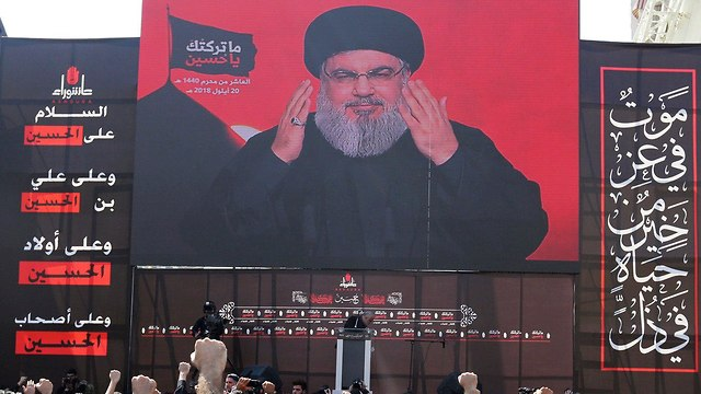 Hassan Nasrallah (Photo: Reuters)