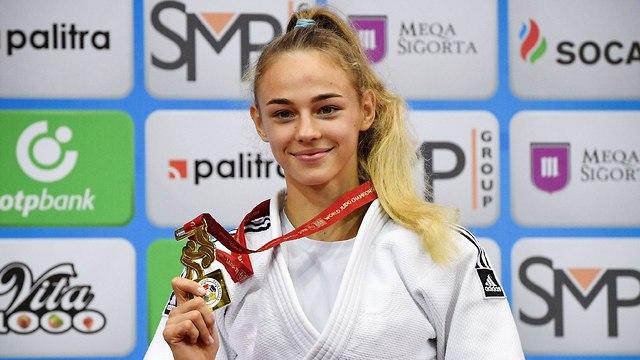 Самая молодая чемпионка мира. Фото: AFP