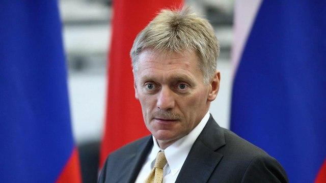 Kremlin spokesman Dmitry Peskov (Photo: Reuters)