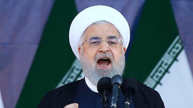 President Rouhani (Photo: AP)