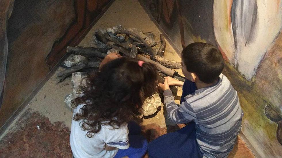 מוזיאון האדם והחי ברמת גן: מגלים את עולמו של האדם הקדמון
