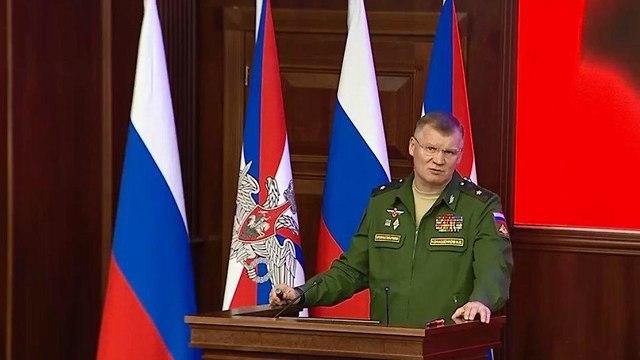 Maj. Gen. Igor Konashenkov (Photo: RT)