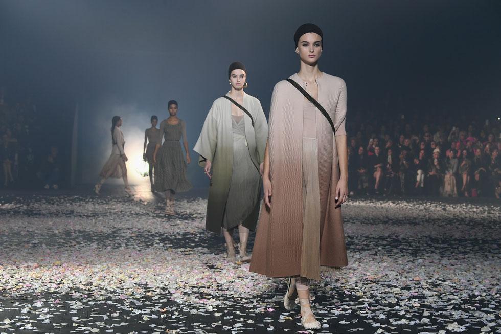 """""""מסורת הבלט הקלאסית לא מדברת על גוף נשי אמיתי"""", אומרת המעצבת מריה גרציה קיורי (צילום: Pascal Le Segretain/GettyimagesIL)"""
