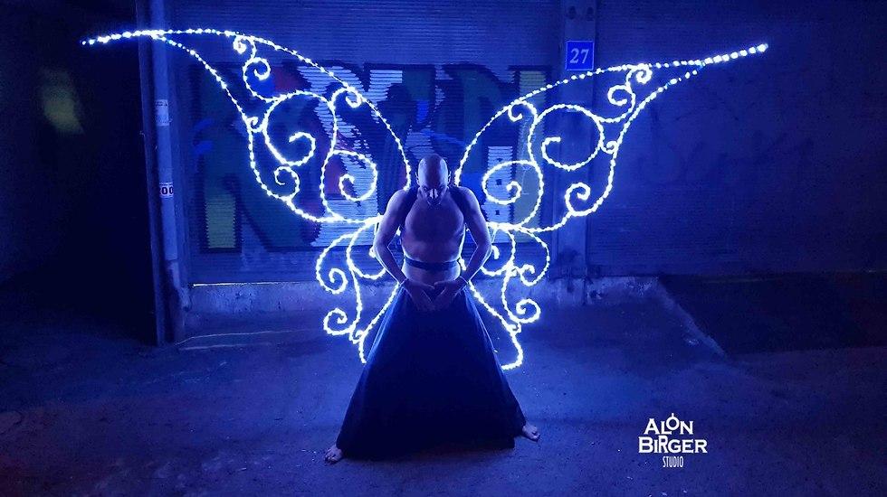פסטיבל האור (צילום: יח