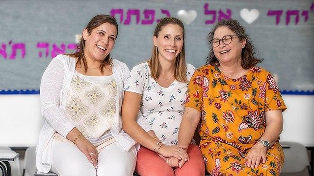 פרויקט חינוכי מורות ערביות ויהודיות יח (צילום: אלי דסה)