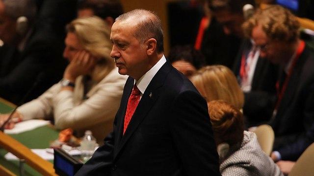 Turkish President Recep Tayyip Erdoğan  (Photo: AFP)
