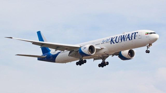 Kuwait Airways (צילום: shutterstock)