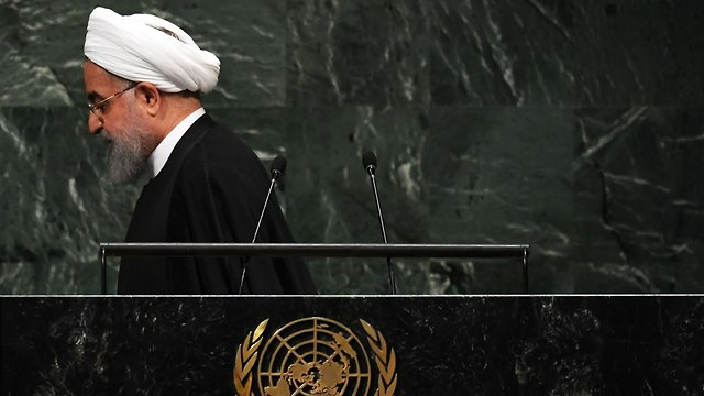 Рухани. Фото: AFP