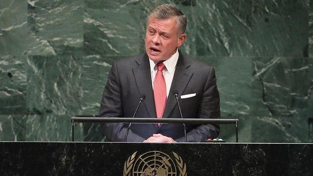 King of Jordan Abdullah Hussein (Photo: AFP)