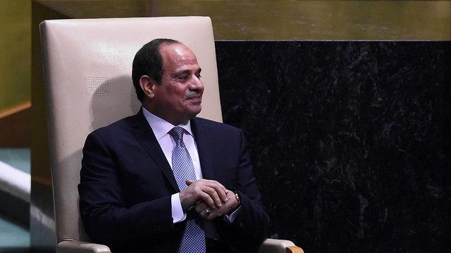 Ас-Сиси. Фото: AFP (Photo: AFP)