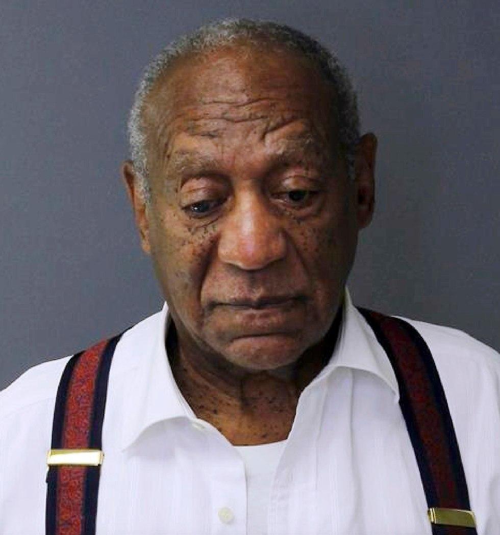 תמונת הכלא של ביל קוסבי (AP Images)