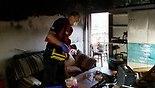 Фото: пресс-служба пожарной охраны