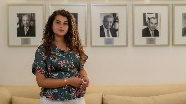 Hanan Dabbah (Foto: Ohad Zwigenberg)