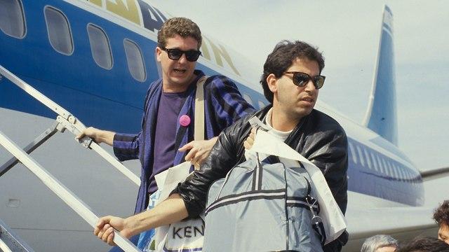 הבטלנים (צילום: שאול גולן)