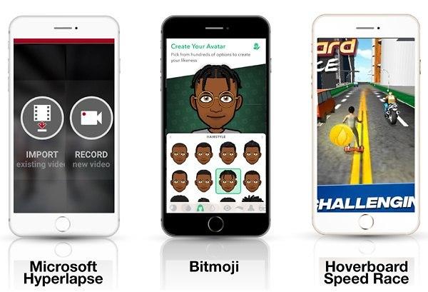 אפליקציות השבוע