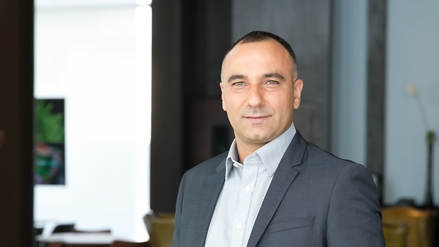 Delek CEO Yossi Abu (Photo: Delek Drilling)