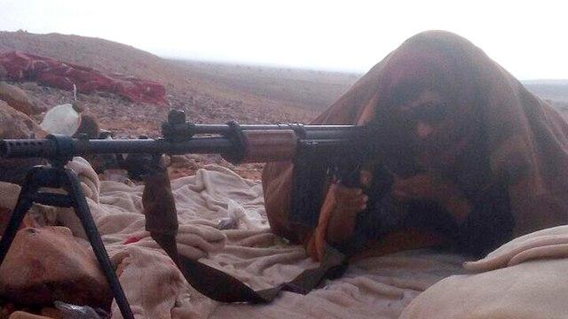 Боевые действия на Синае. Фото: AP