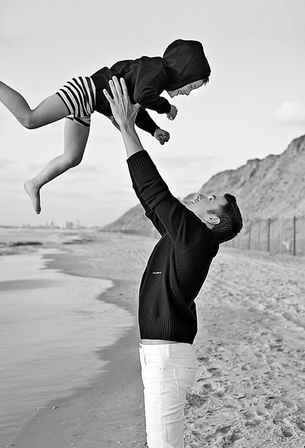 ינאי ורוי פרישר-גוטמן (צילום: דביר כחלון)