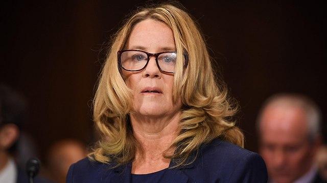 כריסטין בלייזי פורד  (צילום: AFP)