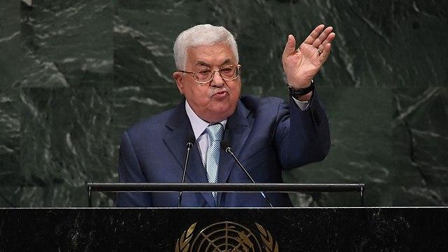 PA President Abbas (Photo: AFP)