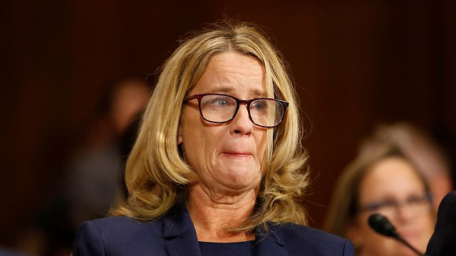 Dr. Christine Blasey Ford, who accused Brett Kavanaugh of assault (Photo: AFP)