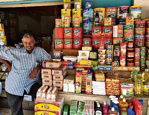 """""""אין רעב, יש בעיה של פיזור האוכל"""", אומר חנן גודר, השגריר הישראלי"""