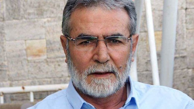 Ziad al-Nakhala, dirigeant du Jihad islamique
