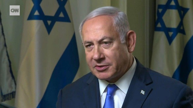 Prime Minister Benjamin Netanyahu (Photo: CNN)