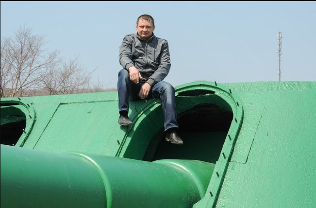 "Константин Назаров. Фото: ""Вконтакте"""
