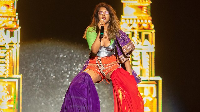 M.I.A (צילום: Christopher Polk/GettyimagesIL)