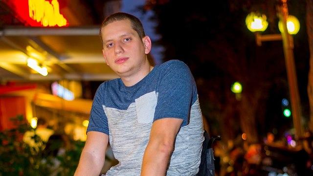 תומר יצקן (צילום: יובל חן)