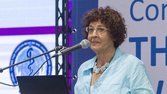 Nadia Cohen (Photo: Ido Erez)