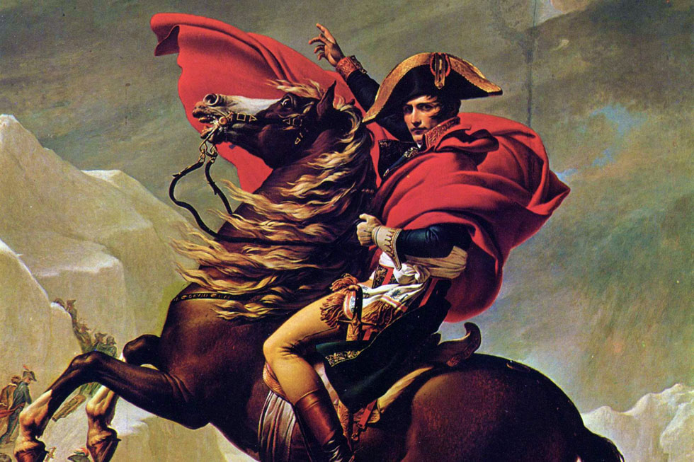 ציור: Jacques-Louis David, מתוך  The Yorck Project (2002), cc