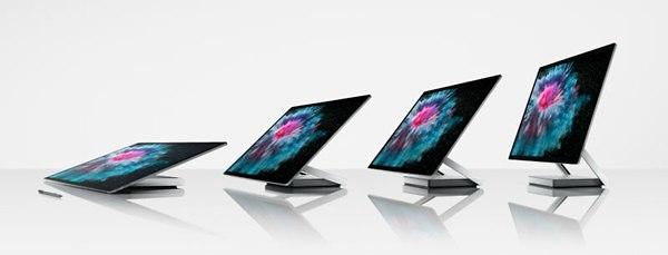 Surface Studio 2 (צילום: מיקרוסופט)