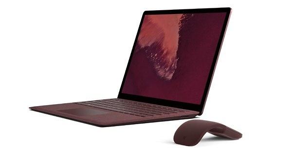 Surface Laptop 2 (צילום: מיקרוסופט)