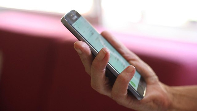 טלפונים עוקץ קשישים (צילום אילוסטרציה: ורד גולדמן)