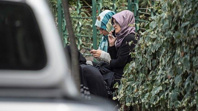 טורקיה קונסוליה של סעודיה פרשן פוליטי ג'מאל חשוגי נעלם ב קונסוליה (צילום: MCT)