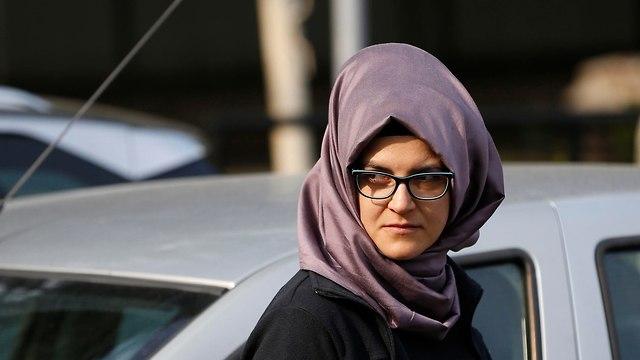 טורקיה קונסוליה של סעודיה פרשן פוליטי ג'מאל חשוגי נעלם ב קונסוליה (צילום: AP)