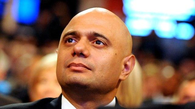 British Home Secretary Sajid Javid (Photo: AP)