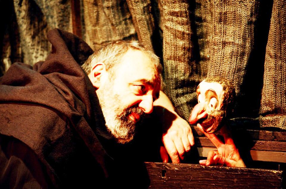 """Сцена из спектакля """"Гамлет"""". Фото: пресс-служба"""