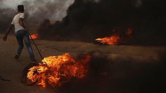 Rampant violence on security border    (Photo: AP)