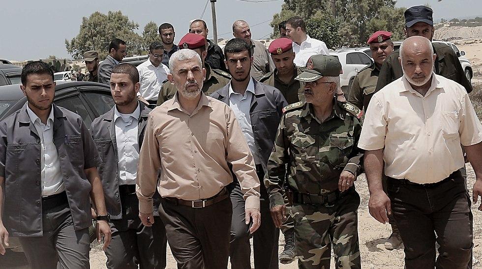 Yahya Sinwar (Photo: EPA)