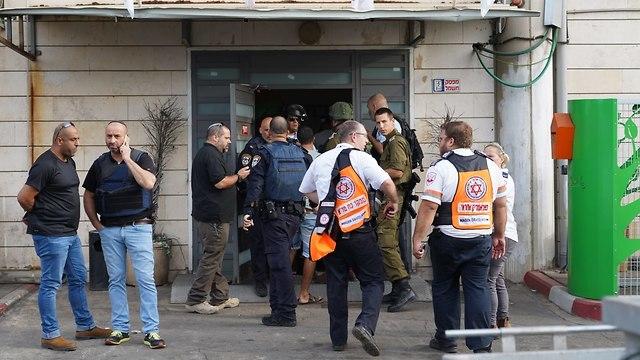 Shooting in West Bank