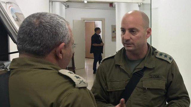 IDF Chief of Staff Gadi Eizenkot  (Photo: IDF Spokesperson's Unit)