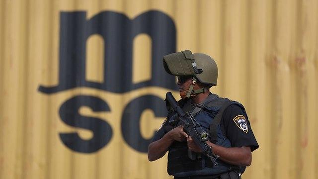 Security forces (Photo: AP)