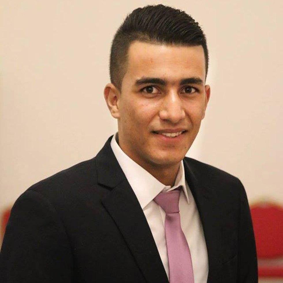 Ashraf Walid Suleiman Na'alwa (Photo: Facebook)