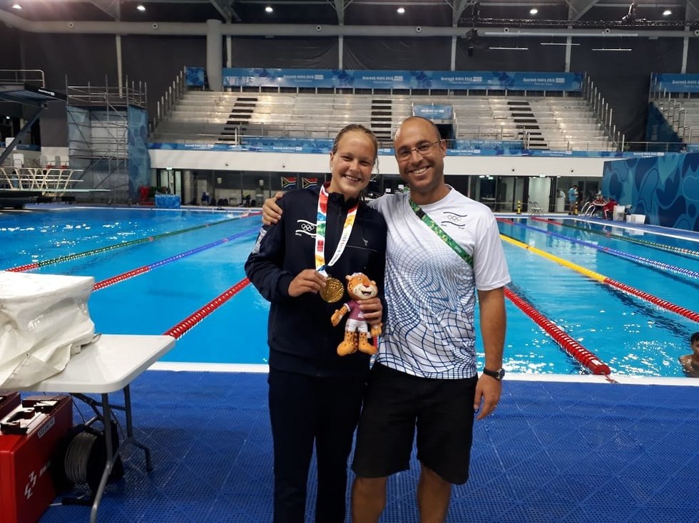 Фото: Олимпийский комитет в Израиле