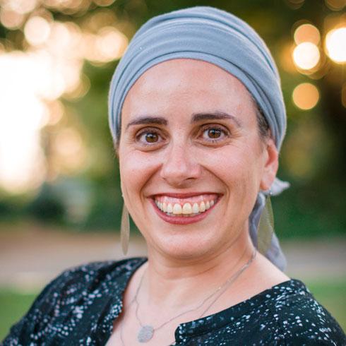 """מרים שוואב. מייסדת ומנכ""""לית של Strattic (צילום: יצחק וולף)"""