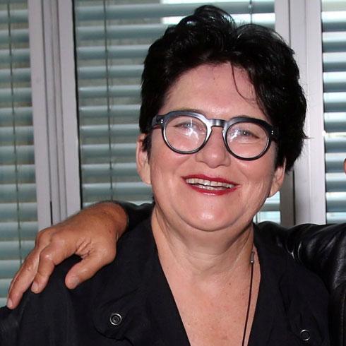 חנה רדו. יזמית עסקית־חברתית שמטפחת תעסוקה בפריפריה (צילום: יריב כץ)
