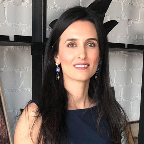 ליאת מרדכי הרצנו. מייסדת שותפה ומנהלת השיווק של 24me,